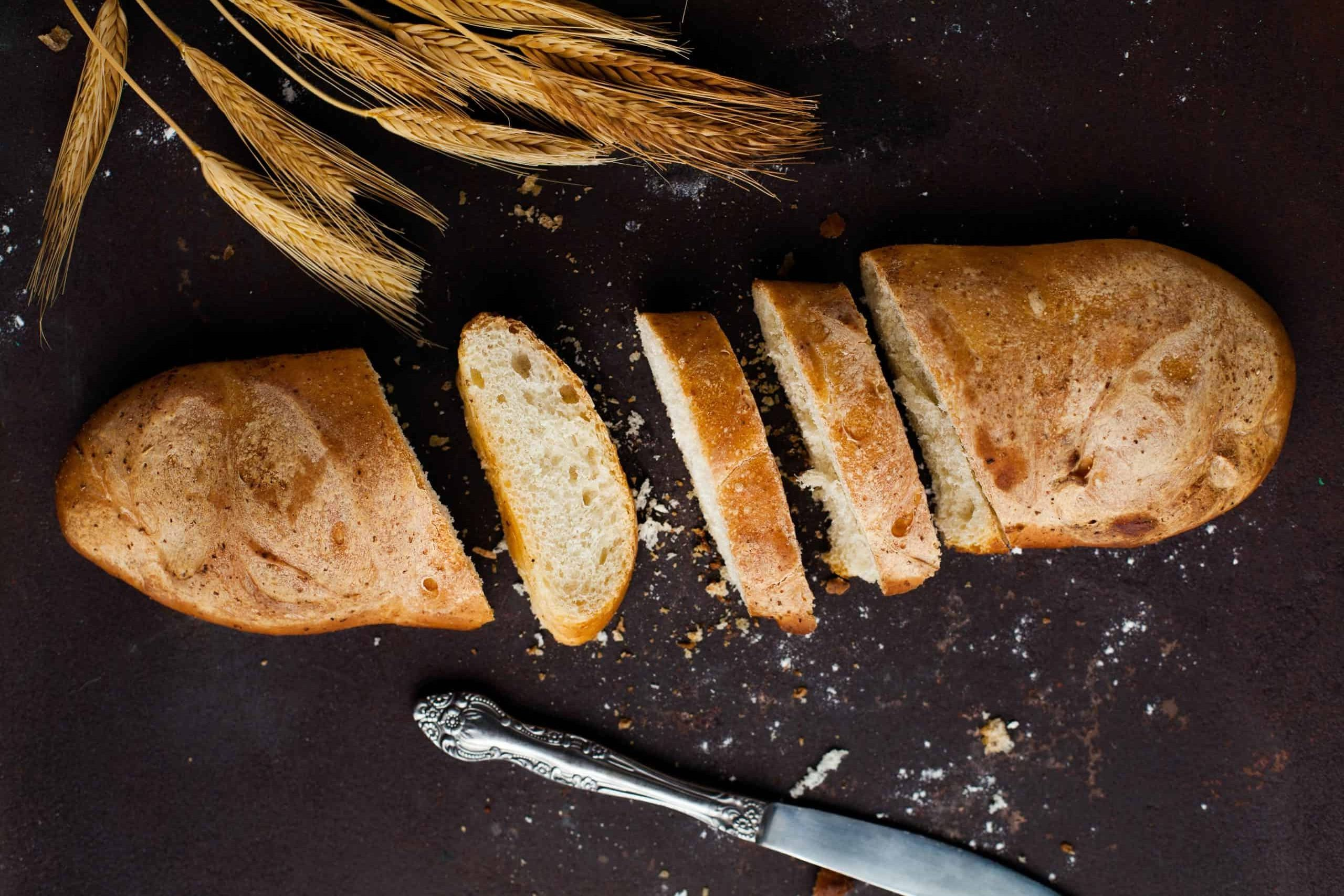 Wheat Bread Carbs
