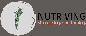 Nutriving Logo