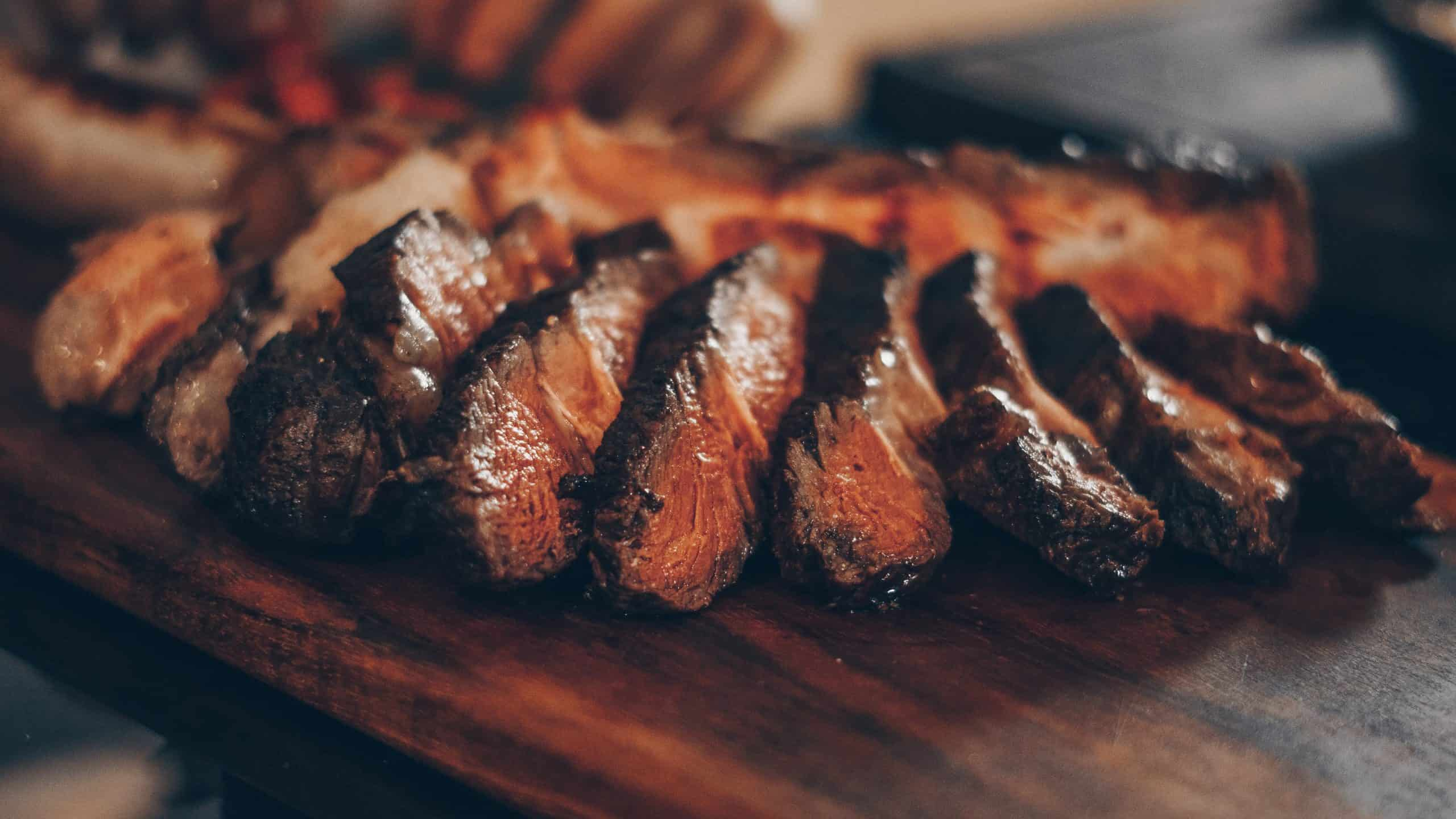 Meat as protein source