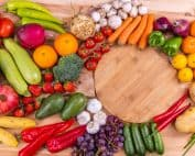 Variety in foods key for nutritious diet