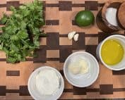 cilantro lime dressing ingredients