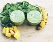 island green smoothie final product