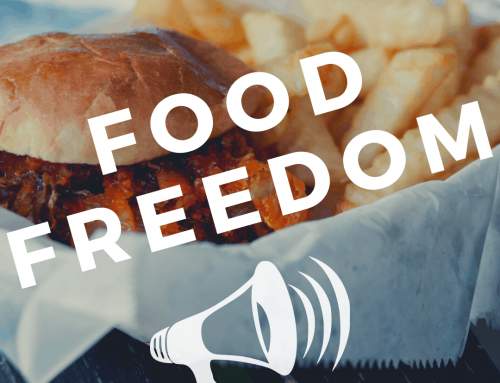 Finding Food Freedom